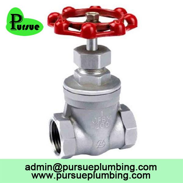 stainless steel gate valve china supplier