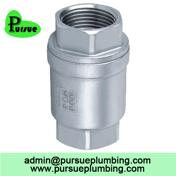 vertical lift check valve china supplier