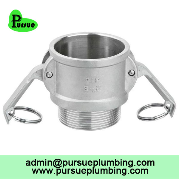 Camlock B male coupler supplier