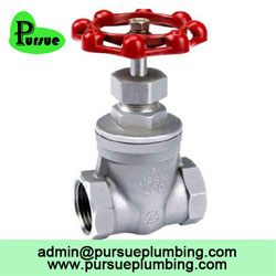 gate valve china supplier