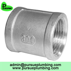 stainless steel female thread coupling china supplier